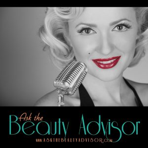 beauty advisor poster