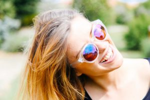 sunny woman