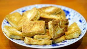 flavoured tofu